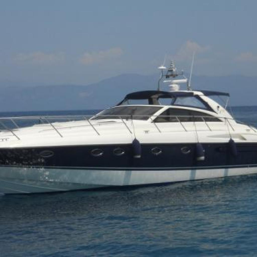 MARINE PROJECT PRINCESS V 55 MAN CV